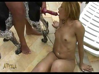 Trannymalsex Poolside Dog Fuck Pornsocket (part 11)