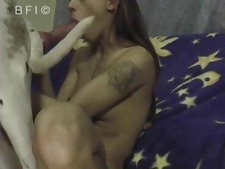 Slutty Arab Dog XXX Whore Great Ass High Heels Bbc Sex In Public